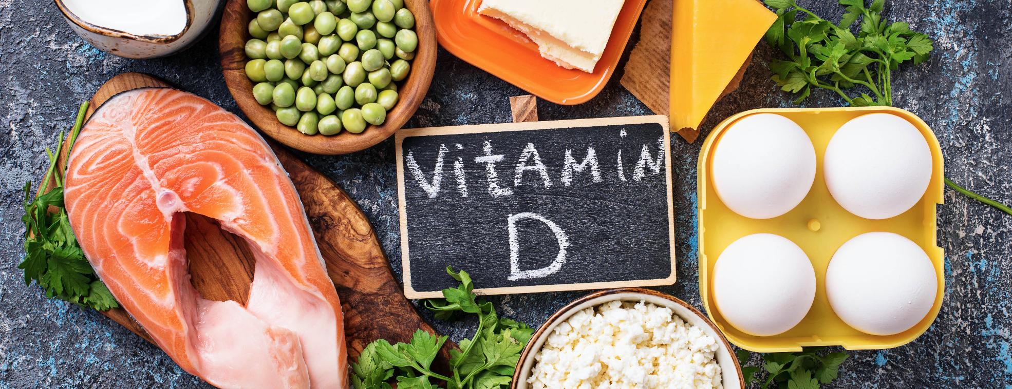 Vitamin D Ernährung