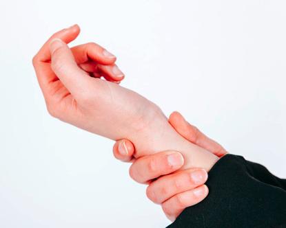 Gelenke der Hand