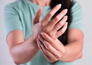 Mittelhandgelenke Handwurzel